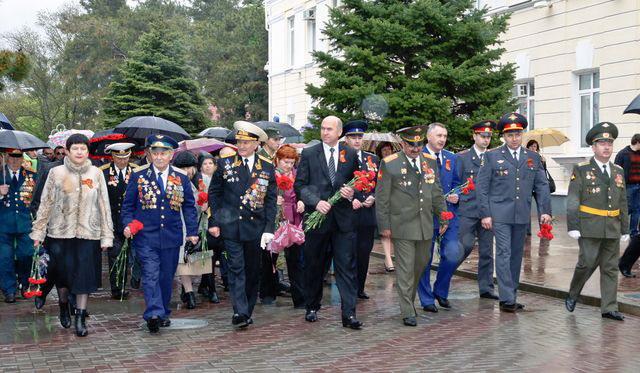 Мая – день победы советского народа